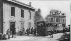 Abris de blockhaus à mitraillettes, à 10 m de la gare -  en gare de Verzy_une_decauville.