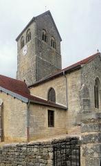 Eglise - Français:   L\'église Saint-Loup de Brainville-sur-Meuse, côté sud