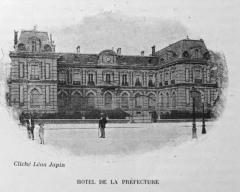 Ancien couvent des Carmélites - Français:   extrait de la \