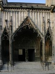 Eglise Saint-Jean-Baptiste - Deutsch: Basilika Saint Jean Baptiste in Chaumont