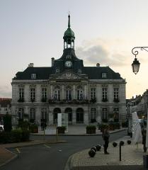 Hôtel de ville - Deutsch: Chaumont (Haute-Marne)