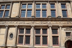 Maison Renaissance - Français:   Maison renaissance au 20 rue du Cardinal Morlot à Langres (52).
