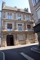 Maison - Français:   Maison sise 15 rue Saint-Didier, commune de Langres (52).