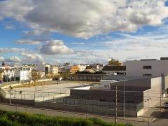 Chapelle Saint-Berchaire - Español: CEIP 19 de Abril