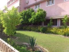 Chapelle Saint-Berchaire - العربية: التقطت هذه الصورة في الحديقة المقابلة لمبنى كلية العلوم في جامعة الموصل خلال فصل الربيع
