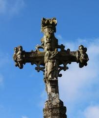Croix du 15s située dans le cimetière - Français:   Croix de cimetière de Verseilles-le-Haut
