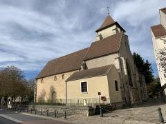 Eglise Sainte-Colombe - Français:   Église Sainte-Colombe de Chevilly-Larue.