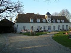 Maison Bourlon  ou Petit Château -  Maison de l'horloge et Musée du travail  Photo personnelle (own work) de Marianna