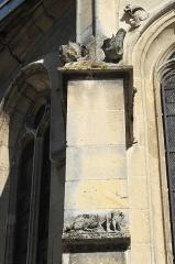Eglise - Deutsch: Katholische Pfarrkirche Notre-Dame-de-l'Assomption in Ézanville im Département Val-d'Oise (Île-de-France/Frankreich)
