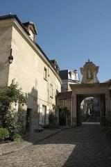 Couvent des Carmélites ou du Carmel - Deutsch: Karmelitinnenkloster in Pontoise im Département Val-d'Oise (Île-de-France/Frankreich)