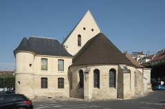 Eglise Notre-Dame - Deutsch: Katholische Kirche Notre-Dame in Pontoise im Département Val-d'Oise (Île-de-France/Frankreich)
