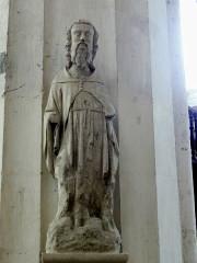 Ermitage de Saint-Clair - Français:   Statue (à identifier).