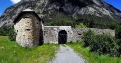 Redoute de Berwick - Français:   redoute de Berwick (forticication à la Vauban)