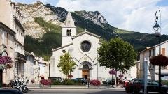 Ancienne cathédrale Notre-Dame - Deutsch: Église Notre-Dame, Sisteron