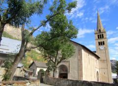 Eglise - Italiano: Saint Marcellin Nevache - overall view