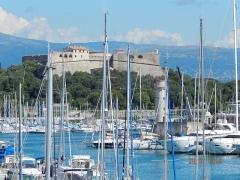 Fort-Carré -  Fort carré d'Antibes.