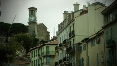 Tour du Suquet, chapelle Sainte-Anne et église Notre-Dame-de-l'Espérance -  Alpes-Maritimes, France