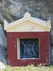 Domaine des Colombières - English: Monument to Orpheus in the domaine des Colombières (Alpes-Maritimes, France).