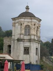 Propriété dite Le Palais Carnoles - English: Pavilion of the palais Carnolès in Roquebrune-Cap-Martin (Alpes-Maritimes, France).