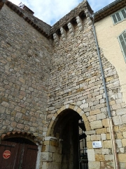 Rempart - English: Mougins France