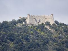Fort du Mont-Alban - Français:   Balade Saint-Jean-Cap-Ferrat, avril 2019. Fort du Mont Alban