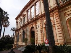 Musée des Beaux-arts Jules Chéret - Deutsch:   Musée des Beaux-Arts de Nice