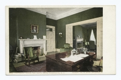 Maison - English:  Postcard series number: 7253 1903-1904.