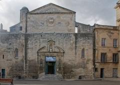 Hôtel de ville -  Former St. Ann or St. John's church