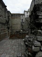 Thermes, anciennement dits Palais de Constantin - Thermes de Constantin en Arles (13).