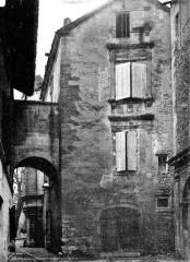Maison du Planet ou Hôtel Mistral-Mondragon -