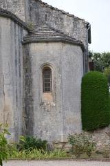 Prieuré de Saint-Paul-de-Mausole - Français:   Monastère Saint-Paul-de-Mausole (Classé)