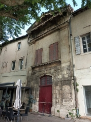 Abbaye Saint-Honorat (vestiges de l'ancienne) - English:   Former Abbaye Saint-Honorat, Tarascon