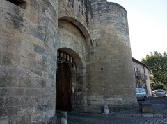 Porte de la Condamine - English: Porte de la Condamine