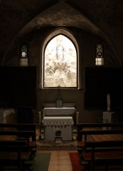 Eglise collégiale Notre-Dame dite aussi collégiale Saint-Marcel -  Notre Dame Assomption à Barjols