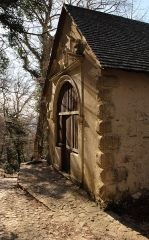 Oratoires et chapelle -  Chapelle des Parisiens à la Sainte Baume
