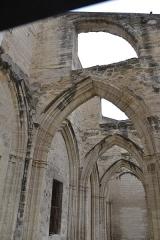 Eglise Saint-Martial, devenue Temple Protestant - Français:   ancienne chapelle Saint Martial d\'Avignon, devenu Temple protestant