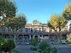 Hôpital Sainte-Marthe - Français:   Batiment de la fac de science de l\'université d\'Avignon (Vaucluse)
