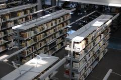 Hôpital Sainte-Marthe - Français:   Bibliothèque Sainte-Marthe