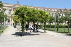 Hôpital Sainte-Marthe - Français:   Université d\'Avignon Campus Sainte-Marthe