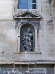 Hôpital Sainte-Marthe - Français:   Chapelle Sainte-Marthe à Avignon (84)