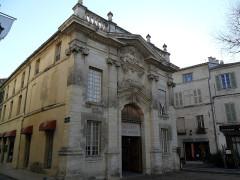 Immeuble ou ancienne Comédie -  Avignon