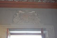 Immeuble dit maison du roi René - étage de la maison du Roi Renée à Avignon