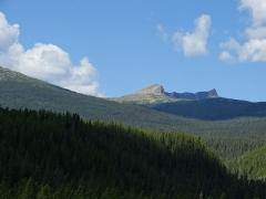 Eglise paroissiale Saint-Martin - English: Alaska Highway Scenery en route from Watson Lake to Whitehorse - Yukon Territory - Canada