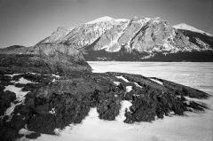 Eglise paroissiale Saint-Martin -  Base Mountain, Windy Arm, Yukon