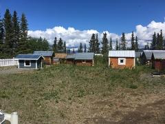 Eglise paroissiale Saint-Martin -  Burwash Landing, Yukon Territory, Canada.