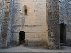 Ancienne abbaye Saint-Hilaire - Deutsch: Abbaye de Saint-Hilaire (Ménerbes) Bogen