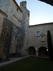 Ancienne abbaye Saint-Hilaire - Deutsch: Abbaye de Saint-Hilaire (Ménerbes) Kloster