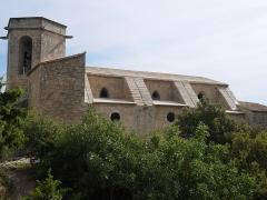Eglise médiévale Notre-Dame-d'Alydon - Deutsch: Notre-Dame-d'Alydon (Oppède) Gaden