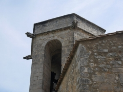 Eglise médiévale Notre-Dame-d'Alydon - Deutsch: Notre-Dame-d'Alydon (Oppède) Turm