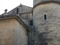 Ancienne cathédrale et cloître - Deutsch: Cathédrale Notre-Dame-de-Nazareth de Vaison Apsis